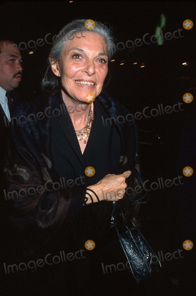Anne Bancroft Photo -  92601 the Producers Performance at the St James Theatre in NYC Anne Bancroft Photo by Henry McgeeGlobe Photos Inc