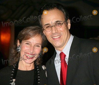 Fred Ebb Photo - ANDREA MARCOVICCHI AND JOHN BUCCHINO AT THE FRED EBB FOUNDATION AND ROUNDABOUT THEATRE COMPANY COCKTAIL RECEPTION AND PRESENTATION OF THE 1ST ANNUAL FRED EBB AWARD FOR MUSICAL THEATRE SONGWRITING AT THE AMERICAN AIRLINES THEATRE PENTHOUSE LOUNGE IN NEW YORK CITY ON 11-29-2005  PHOTO BY HENRY McGEEGLOBE PHOTOS INC 2005K46088HMc