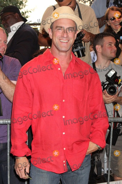Christopher Meloni Photo - Christopher Meloni Arriving at a Screening of Universal Pictures Savages at Sva Theater in New York City on 06-27-2012 Photo by Henry Mcgee-Globe Photos Inc 2012