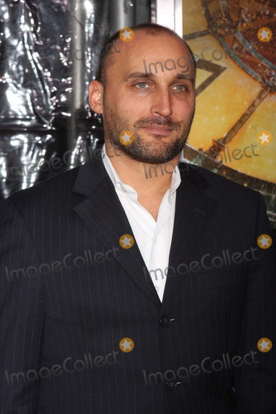 Amir Bar-Lev Photo - Amir Bar-lev Arriving at the World Premiere of Paramount Pictures Hugo in 3d at the Ziegfeld Theatre in New York City on 11-21-2011 Photo by Henry Mcgee-Globe Photos Inc 2011