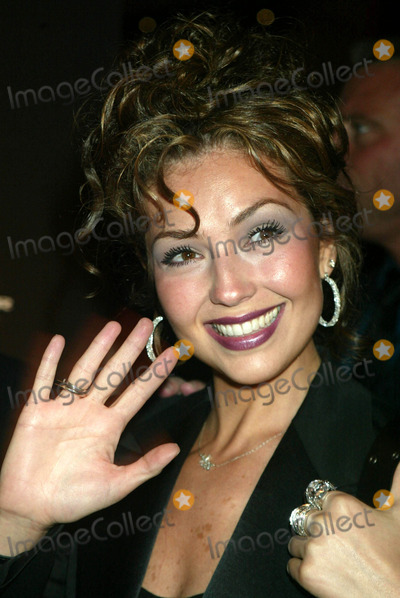 Thalia Photo - Thalia at Opening Night of a New Day Featuring Celine Dion at the Colosseum at Caesars Palace in Las Vegas Nevada on March 25 2003 Photo Henry McgeeGlobe Photos Inc 2003