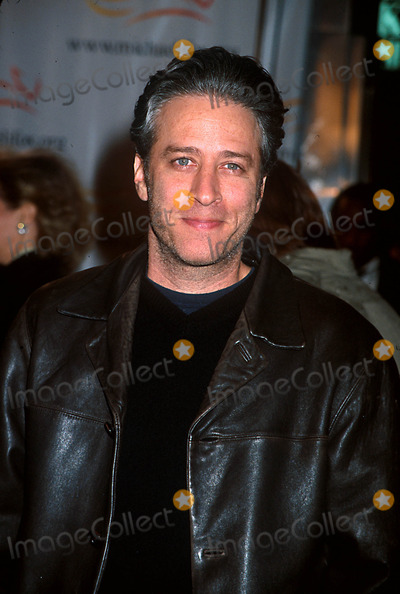 Jon Stewart Photo - Sd1208 a Funny Thing Happened on the Way to Cure Parkinsons a Benefit Evening For the Michael J Fox Foundation For Parkinsons Research Photo by Henry McgeeGlobe Photos Inc
