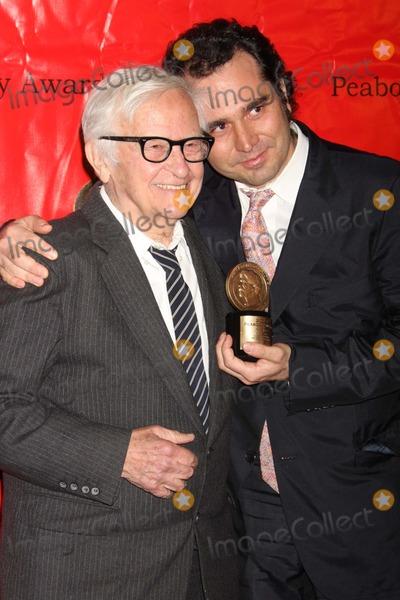Albert Maysles Photo - New York NY 05-18-2009Albert Maysles and Antonio Ferreraat the 68th Annual George Foster Peabody Awards at the Waldorf-AstoriaDigital photo by Lane Ericcson-PHOTOlinknet