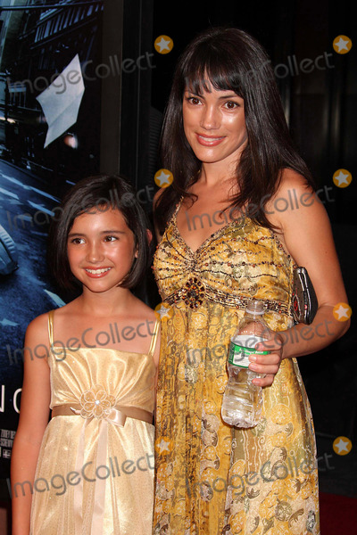 Ashlyn Sanchez Photo - Ashlyn Sanchez and Mother Arriving at the Premiere of the Happening at the Ziegfeld Theater in New York City on 06-10-2008 Photo by Henry McgeeGlobe Photos Inc 2008