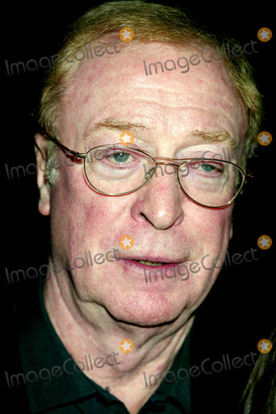 Michael Cain Photo - Sd0109 After-party For Screening of the Quiet American Bryant Park Hotel New York City Photohenry McgeeGlobe Photos Inc 2003 Michael Caine