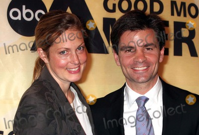 Alexandra Wentworth Photo - Alexandra Wentworth and George Stephanopoulos Arriving at the Abcs Good Morning America 30th Anniversary Party at Avery Fisher Hall Lincoln Center in New York City on 10-25-2005 Photo by Henry McgeeGlobe Photos Inc 2005