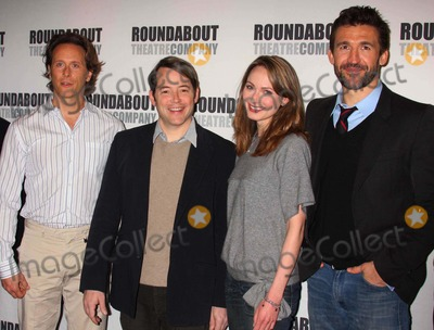 Anna Madeley Photo - STEVEN WEBER MATTHEW BRODERICK ANNA MADELEY and JONATHAN CAKE at photo call for the Roundabout Theatre Companys production of The Philanthropist at the American Airlines Theatre in New York City on 03-20-2009  Photo by Henry McGee-Globe Photos Inc 2009K61324HMcK61324HMc