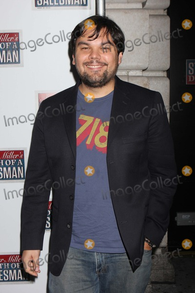 Arthur Miller Photo - Bobby Lopez Arriving at the Opening Night Performance of Arthur Millers Death of a Salesman at the Barrymore Theatre in New York City on 03-15-2012 Photo by Henry Mcgee-Globe Photos Inc 2012