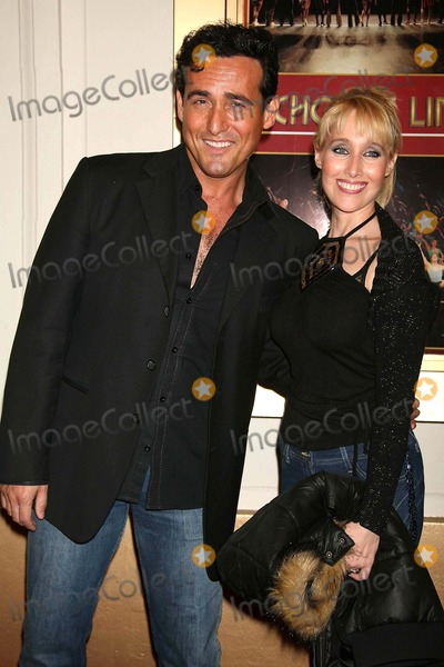 photos and pictures carlos marin from il divo with his wife