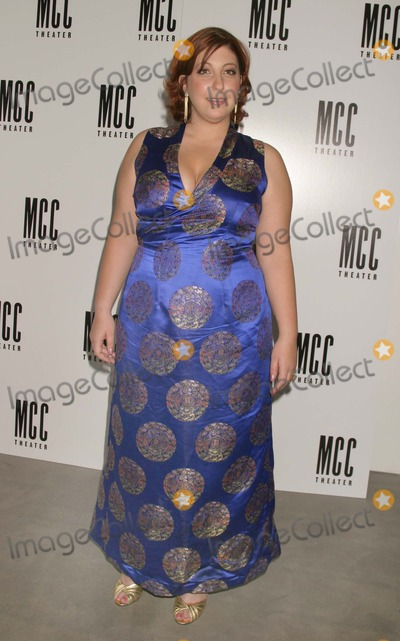 Ashlie Atkinson Photo - New York NY  12-15-2004Ashlie Atkinson attends the opening night after-party celebration for Fat Pig at the Robert Miller Gallery in ChelseaDigital Photo by Lane Ericcson-PHOTOlinkorg