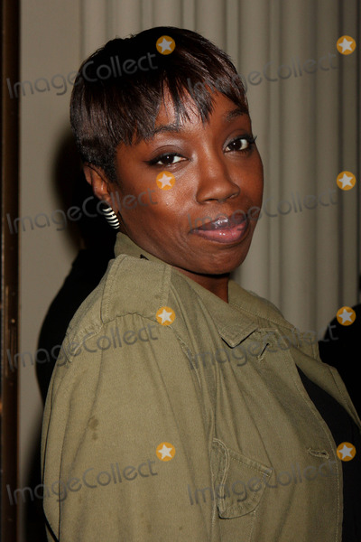 August Wilson Photo - Estelle Arriving at the Opening Night Performance of August Wilsons Fences at the Cort Theatre in New York City on 04-26-2010 Photo by Henry Mcgee-Globe Photos Inc 2010
