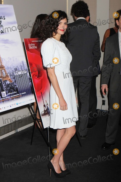 Audrey Tautou Photo - Audrey Tautou Arriving at the Rendez-vous with French Cinemas Closing Night Screening of Delicacy at Lincoln Centers Walter Reade Theater in New York City on 03-11-2012 Photo by Henry Mcgee-Globe Photos Inc 2012