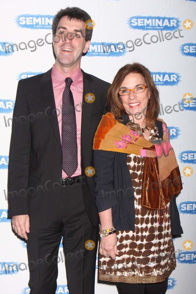 Marsha Norman Photo - Jason Robert Brown and Marsha Norman Arriving at the Opening Night Performance of Seminar at Gotham Hall in New York City on 11-20-2011 Photo by Henry Mcgee-Globe Photos Inc 2011