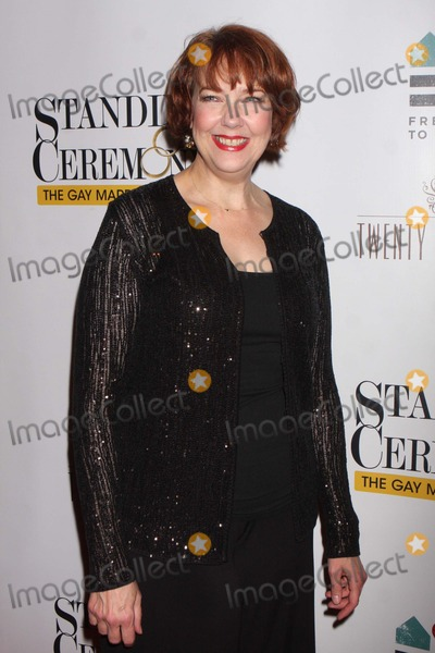Harriet Harris Photo - Harriet Harris Arriving at the Opening Night Party For Standing on Ceremony the Gay Marriage Plays at Twenty Four Fifth in New York City on 11-13-2011 Photo by Henry Mcgee-Globe Photos Inc 2011
