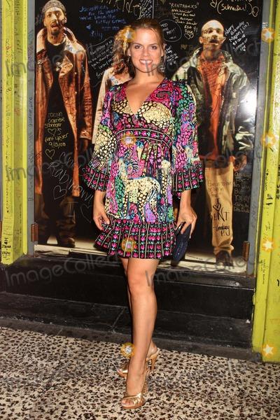 Amy Spanger Photo - New York NY 09-07-2008Amy Spangerfinal performance of RENT at the Nederlander TheatreDigital photo by Lane Ericcson-PHOTOlinknet