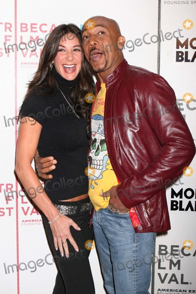 Montel Williams Photo - New York NY 04-28-2008Montel Williams and wife Tara FowlerTribeca Film Festival premiere of War Inc at the Tribeca Performing Arts CenterDigital photo by Lane Ericcson-PHOTOlinknet