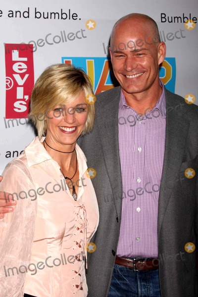 Robert Hanson Photo - KELLI CARPENTER ODONNELL and ROBERT HANSON President of Levis arriving at the opening night performance of the Broadway revival of Hair The American Tribal Love-Rock Musical at the Al Hirschfeld Theatre in New York City on 03-31-2009  Photo by Henry McGee-Globe Photos Inc 2009K61470HMC