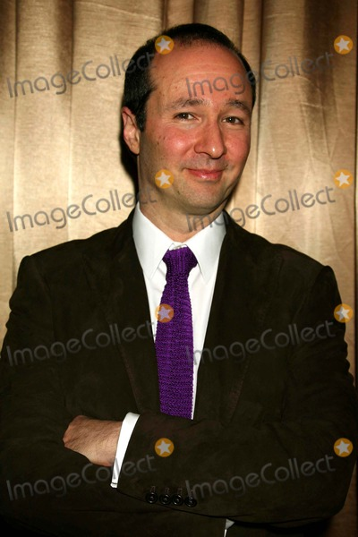 Fred Ebb Photo - STEVEN LUDVAK AT THE 2006 FRED EBB AWARD COCKTAIL RECEPTION HONORING MUSICAL THEATRE SONGWRITING TEAM STEVEN LUDVAK AND ROBERT FREEDMAN IN THE PENTHOUSE LOUNGE AT THE AMERICAN AIRLINES THEATRE IN NEW YORK CITY ON 11-28-2006  PHOTO BY HENRY McGEEGLOBE PHOTOS INC 2006K50903HMc