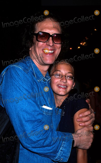 Nathalie  Photo - Moonrage Daydream Book Release Party National Arts Club NYC 073002 Photo by Henry McgeeGlobe Photos Inc 2002 Mick Rock and Daughter Nathalie