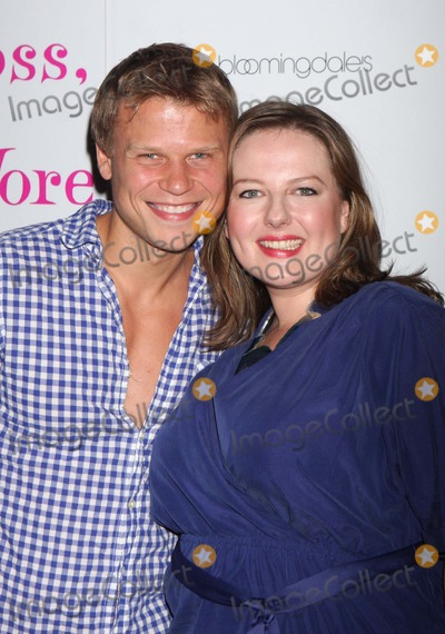 Andrew Rannells Photo - AARON SCHWARTZ (Vanya from Gossip Girl) and ZUZANNA SZADKOWSKI (Dorota from Gossip Girl) arriving at a party to welcome the newest cast members in Off-Broadways Love Loss and What I Wore at B Smiths Restaurant in New York City on 07-07-2011  Photo by Henry McGee-Globe Photos Inc 2011