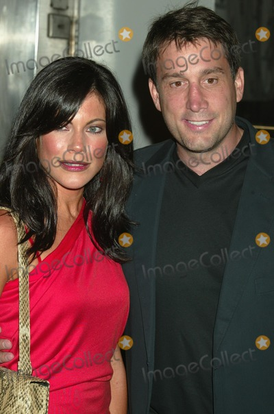 Cam Neely Photo - Cam Neely with His Wife at Comedy Centrals the Roast of Denis Leary at the Hammerstein Ballroom in New York City on June 19 2003 Photo Henry McgeeGlobe Photos Inc 2003