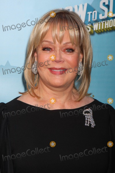 Al Hirschfeld Photo - Candy Spelling Arriving at the Opening Night Performance of How to Succeed in Business Without Really Trying at the Al Hirschfeld Theatre in New York City on 03-27-2011 photo by Henry Mcgee-globe Photos Inc 2011
