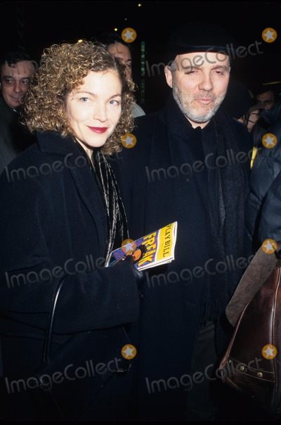 Amy Irving Photo - Amy Irving with Husband Opening Night For Freak at the Cort Theatre in New York K11361hmc Photo by Henry Mcgee-Globe Photos Inc