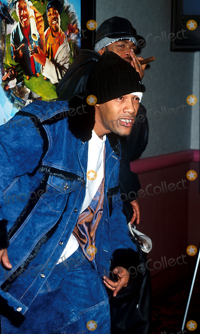 Redman Photo - Sd1210 the Premiere of How High at Union Square Theatre New York City Redman and Method Man Photo Byhenry McgeeGlobe Potos Inc