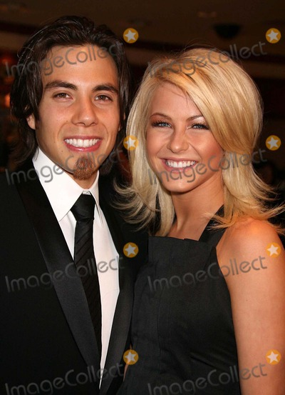 Apolo Anton Ohno Photo - Apolo Anton Ohno with Julianne Hough (From Dancing with the Stars) at the White House Correspondents Association Dinner at the Washington Hilton Hotel in Washington DC on 04-21-2007 Photo by Henry McgeeGlobe Photos Inc 2007
