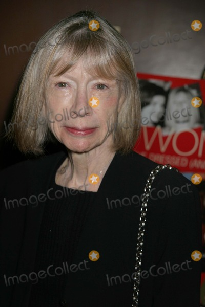 Arnold Scaasi Photo - NYC  092304Joan Didion at a party celebrating the publication for the Arnold Scaasi new book WOMEN I HAVE DRESSED (AND UNDRESSED) at Le Cirque 2000 Digital Photo by Adam Nemser-PHOTOlinkorg