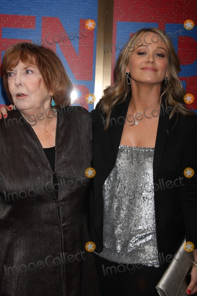 Ann Meara Photo - New York City  25th April 2011Anne Meara and Christine Taylor at opening night of The House of Blue Leaves on Broadway at the Walter Kerr TheatrePhoto by Adam Nemser-PHOTOlinknet
