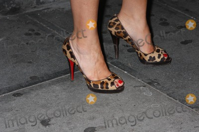 Annabella Sciorra Photo - New York City  25th April 2011Annabella Sciorra shoes at opening night of The House of Blue Leaves on Broadway at the Walter Kerr TheatrePhoto by Adam Nemser-PHOTOlinknet