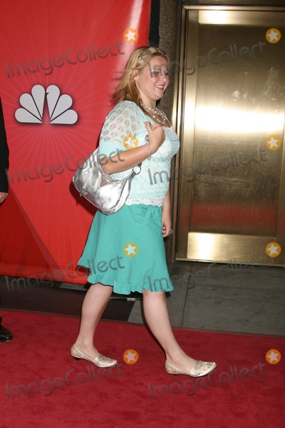AMY HALLORAN Photo - NYC  051605Amy Halloran (THICK  THIN) at the 2005-2006 NBC UPFRONT at Radio City Music HallDigital Photo by Adam Nemser-PHOTOlinkorg
