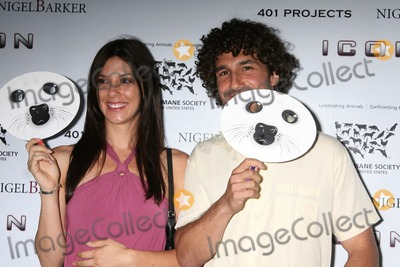 Ethan Zohn Photo - NYC  072408Jenna Morasca and Ethan Zohn at A SEALED FATE a traveling exhibition of photographs of the lives of seals by Nigel Barker to benefit the Humane Society of the United StatesDigital Photo by Adam Nemser-PHOTOlinknet