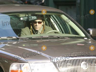 Photo of Michael Richards  - car