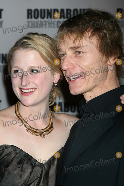 Ben Daniels Photo - NYC  050108Mamie Gummer and Ben Danielsopening night of the Roundabout Theatre Companys Broadway production of Les Liaisons Dangereueses  American Airlines TheatreDigital Photo by Adam Nemser-PHOTOlinknet