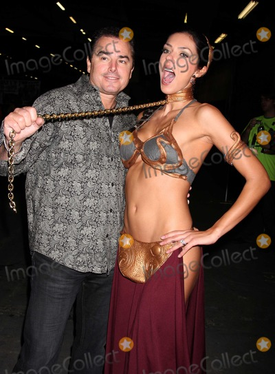Adrienne Curry Photo - NYC  101609Christopher Knight (Brady Bunch) and wife Adrienne Curry (Americas Next Top Model) at the 2009 Big Apple Comic Con at Pier 94Digital Photo by Adam Nemser-PHOTOlinknet