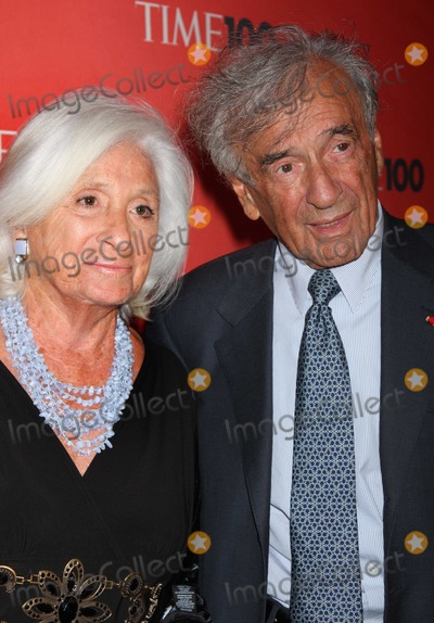 Elie Wiesel Photo - NYC  050410Elie Wiesel and wife Marion Erster Rose at the 2010 TIME 100 at Rose Hall Jazz at Lincoln CenterDigital Photo by Adam Nemser-PHOTOlinknet