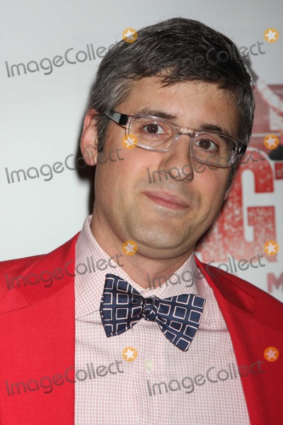 Mo Rocca Photo - NYC  111509Mo Rocca at opening night of Ragtime on Broadway at the Neil Simon TheatreDigital Photo by Adam Nemser-PHOTOlinknet