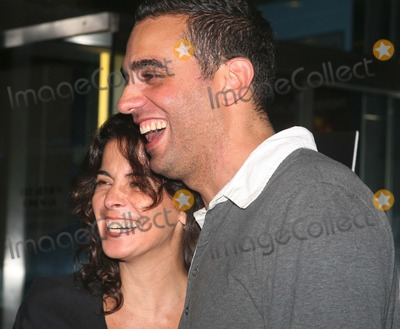 Annabella Sciorra Photo - Sciorra and Cannavale9147JPGNew York NY 08-30-07Annabella Sciorra and Bobby Cannavale (with a cast on his wrist)premiere of Romance  Cigarettes at Clearview Chelsea West CinemaDigital photo by Adam Nemser-PHOTOlinknet