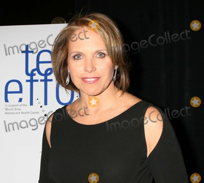 Adolescents Photo - NYC  030708Katie CouricTEEN EFFORT annual fundraiser for the Mount Sinai Adolescent Health Center at the Mandarin Oriental HotelDigital Photo by Adam Nemser-PHOTOlinknet
