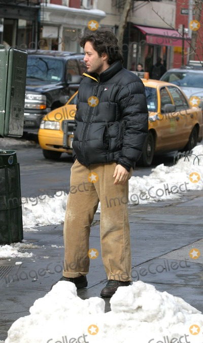 David Lauren Photo Nyc 013005exclusive David Lauren Ralph Laurens Son Walking In The
