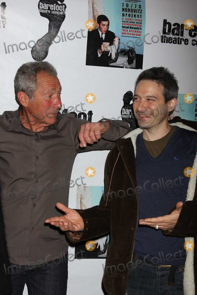 Adam Horovitz Photo - NYC  033109Israel Horovitz and son Adam Horovitzat Israel Horovitzs 70th birthday celebration at the Barefoot Theatre Companys The 7070 Horovitz ProjectDigital Photo by Adam Nemser-PHOTOlinknet