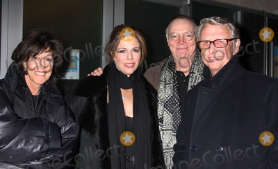 Nick Pileggi Photo - NYC  022309EXCLUSIVE Nora Ephron Rita Wilson Nick Pileggiand Mike Nichols at a benefit reading of Nora Ephronand Delia Ephrons Love Loss and What I Wore to benefit Dress for Success Off-BroadwayDigital Photo by Adam Nemser-PHOTOlinknet