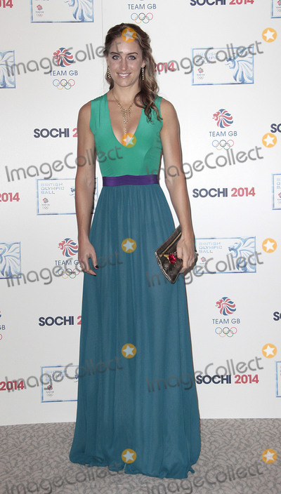 Amy Williams Photo - Oct 30 2013 - London England UK - British Olympic Ball to celebrate 100 days till the Sochi 2014 Olympic Winter Games The Dorchester Hotel LondonPictured Amy Williams