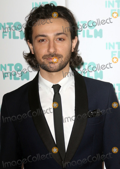 Alex Zane Photo - March 15 2016 - Alex Zane attending Into Film Awards 2016 at Odeon Leicester Square in London UK