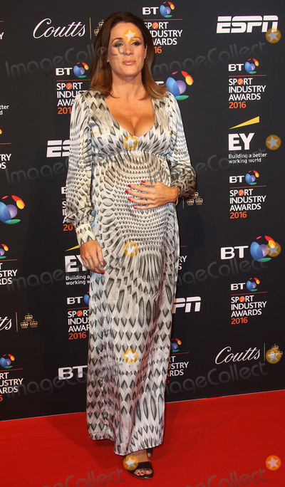 Natalie Pinkham Photo - April 29 2016 - Natalie Pinkham attending BT Sport Awards at Battersea Evolution in London UK