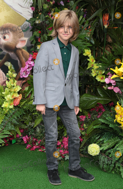 Harry Hickles Photo - Mar 30 2014 - London England UK - UK Gala screening of Rio 2 at Vue West End Leicester SquarePhoto Shows Harry Hickles