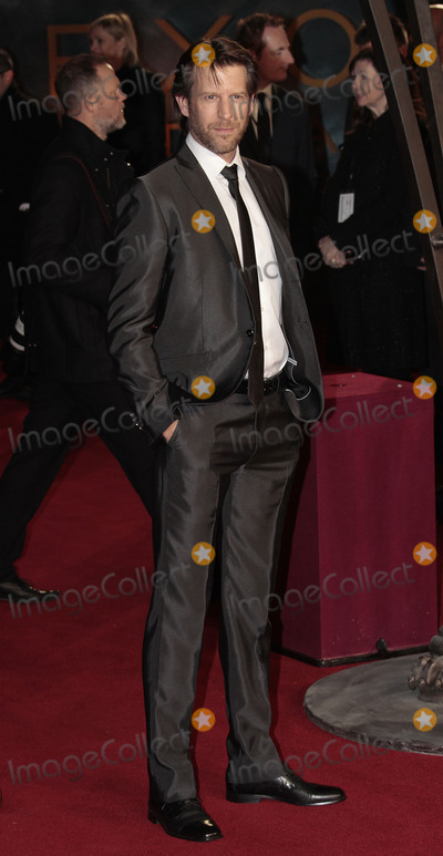 Andrew Tarbet Photo - Dec 03 2014 - London England UK - Exodus Gods And Kings World Premiere -Red Carpet arrivals Odeon Leicester SquarePhoto Shows Andrew Tarbet