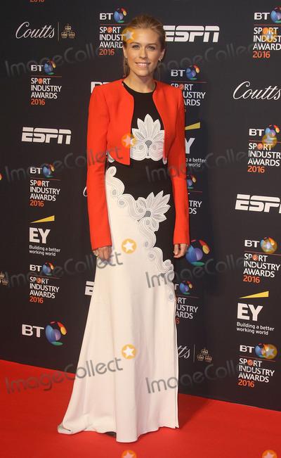 Nicki Shields Photo - April 29 2016 - Nicki Shields attending BT Sport Awards at Battersea Evolution in London UK